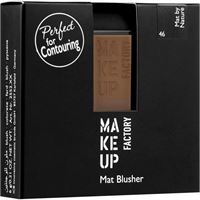 Make up Factory blush opaco - make up factory mat blusher 17 - pink salmon
