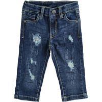 Bambino layette 3 annii | 7anni pantalone jeans denim lungo art. D1830 navy | per bambino sarabanda autunno inverno |abbigliamento autunnale | invernale
