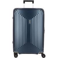Samsonite neopulse dlx spinner valigia 4 ruote 69 cm blu