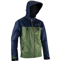 Leatt giacca antipioggia mtb 5.0