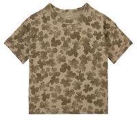 Play Up - printed jersey t-shirt joão - bambino - 4 anni - verde