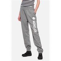 Moncler pantalone jogging con logo