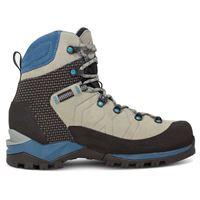 Garmont scarponi trekking toubkal 2.1 goretex eu 35 grey / blue