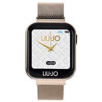 LIU-JO liu jo orologio luxury, smartwatch rose gold