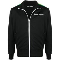 Palm Angels giacca con zip - nero