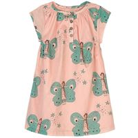 nadadelazos - magic butterfly vestito light rose pink - bambina - 8 anni - rosa