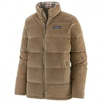 Patagonia w's cord fjord coat giacca donna