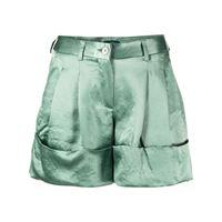 Jejia shorts plissettati - verde