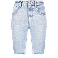 Alexander Wang shorts denim - blu