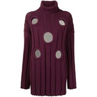 AREA maglione - rosso