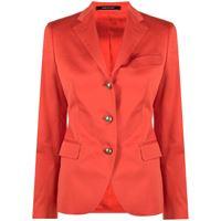 Tagliatore blazer slim - rosso