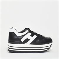 """Collezione scarpe donna nero, """"hogan maxi"""": prezzi, sconti   Drezzy"""