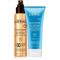 Lierac (laboratoire Native It) lierac bundle sunissime travel spf30+doposole
