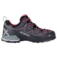 Montura scarpe trekking yaru goretex eu 37 1/2 black / pink sugar