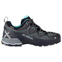 Montura scarpe trekking yaru goretex eu 36 anthracite / ice blue