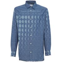 "LOEWE camicia ""paula moon calendar"" in cotone"