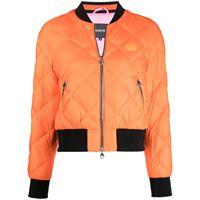 Duvetica bomber imbottito - arancione