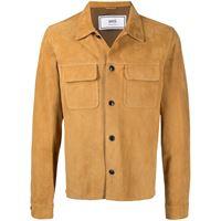 AMI Paris camicia - giallo