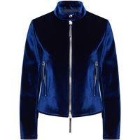 Giuseppe Zanotti giacca con zip - blu