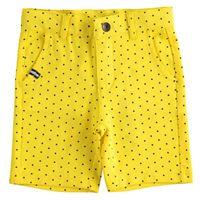 Ido pantalone corto piccoli rombi 4.2696 bambino ido