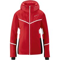 Maier Sports giacca kandry donna rosso