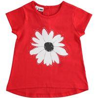 Ido t-shirt manica corta 4.2745 bambina ido