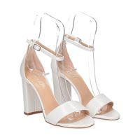 Il Laccio sandalo 1000 pelle bianco