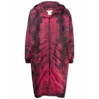 Acne Studios giacca con stampa grafica - rosa