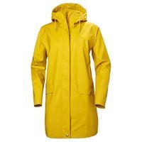 HELLY HANSEN moss rain coat (donna) helly hansen