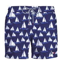 Scuola nautica italiana - costume uomo 018365 blu
