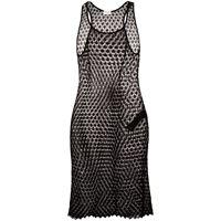 Saint Laurent abito corto - nero