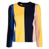Ted Baker maglione con design color-block - multicolore