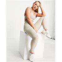 Lorna Jane - leggings alla caviglia color pietra-neutro