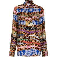 Stella Jean camicia con stampa - multicolore