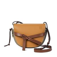 LOEWE borsa a tracolla gate small in pelle