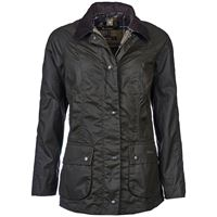 BARBOUR giacca beadnell cerata