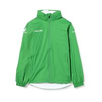 KELME kid windproof - giacca impermeabile per bambini, bambino, k15s606-1, verde, 150