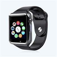 Update Bonn | smartwatch a1 | bluetooth 3.0 con touch screen da 1,54 pollici gsm slot scheda sim 3.0 mp fotocamera per android samsung s5 s6 note 4 note 5 htc sony lg smartphone. . .