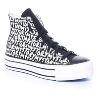 Converse chuck taylor all star my story donna nero bianco