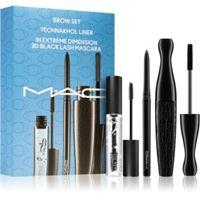 MAC Cosmetics eye essentials set