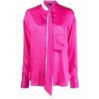 Jejia camicia drappeggiata - rosa