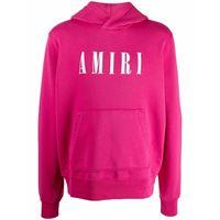 AMIRI felpa con cappuccio - rosa