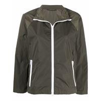 Mackintosh giacca mairi con zip - verde