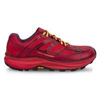 Topo Athletic scarpe trail running mtn racer eu 37 berry / gold