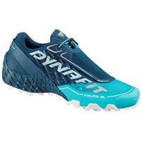 Dynafit scarpe trail running feline sl eu 35 poseidon / silvretta