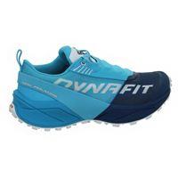 Dynafit scarpe trail running ultra 100 eu 35 poseidon / silvretta