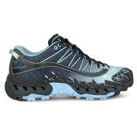 Garmont scarpe trail running 9.81 bolt eu 37 black / light blue