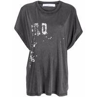 IRO t-shirt con stampa - nero
