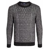 Drumohr maglione a girocollo - grigio