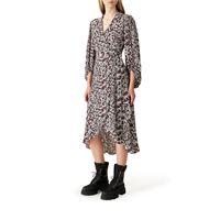 Ganni abito a portafoglio stampato - Ganni - donna